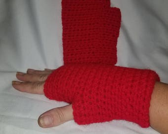 Fingerless Gloves, Mitts