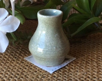 Miniature Pottery Vase