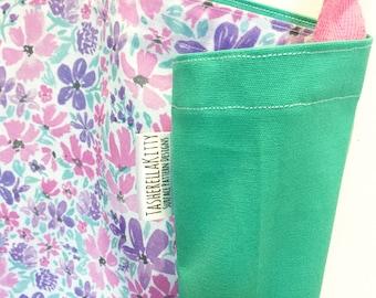 Exclusive Print - Tote Bag - Shopper Bag - Pastel Floral