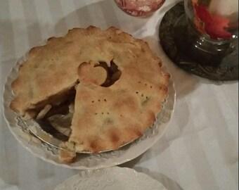 Organic Gluten Free Vegan Apple Pie Holiday Dinner Organic Gluten Free Pies Apple Pie Vegan Desserts