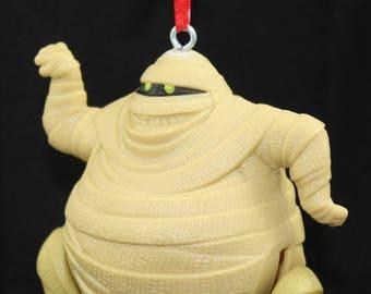 Upcycled Toy Ornament - Murray-The Mummy-Hotel Transylvania