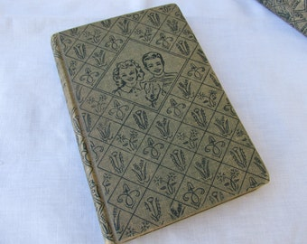"Bobbsey Twins - ""And the County Fair Mystery""- Vintage Book - Children's Book"