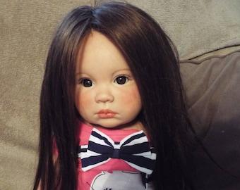 Custom Made Julieta By Ping Lau You Choose Hair, Eye And Skin Tone 28 Inches Full Limbs Torso Neck Active