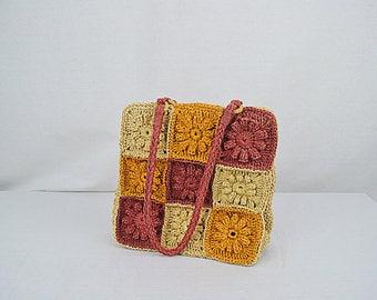 Daisy Baby Vintage Bag