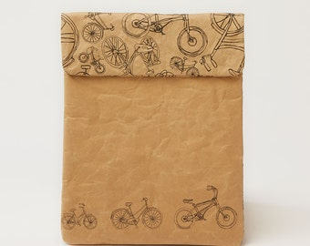 Bicycles iPad & Tablet Paper Sleeve