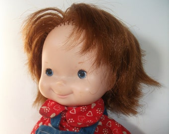 Vintage Fisher Price Lapsitter Doll Audrey #203, 1974