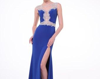 Prom Dress - Blue!