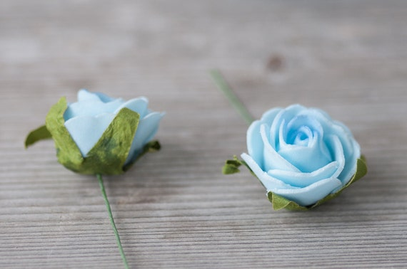 Light blue foam roses artificial flowers for crafts blue wedding light blue foam roses artificial flowers for crafts blue wedding centerpiece roses craft foam roses small fake rose heads shabby chic decor from mightylinksfo