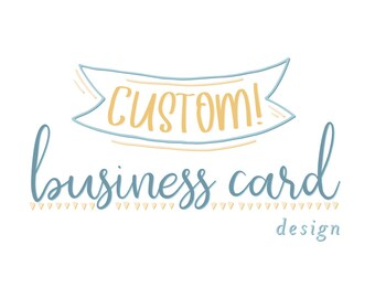 Custom Business Card, Business Card, Business Cards, Business Card Design, Modern Business Card, Custom, Custom Design