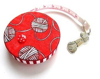 Measuring Tape For Yarn Lovers Pocket Retractable Tape Measure