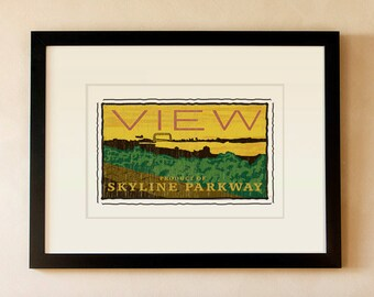 Skyline Parkway