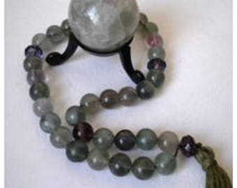 The rosary of Fluorite