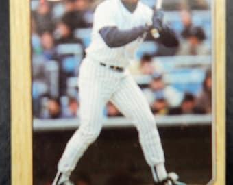 Topps 1987 Don Mattingly vintage baseball card #500