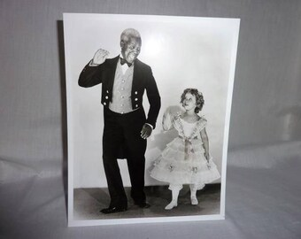 Vintage Shirley Temple Story Book and Famous Photograph