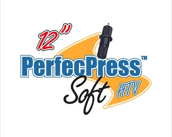 PerfecPress Soft HTV Sheets - 40 Standard Colors