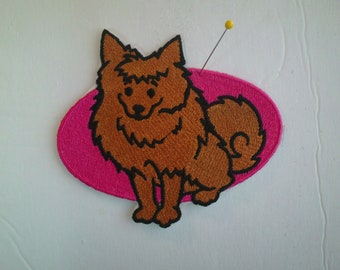 Embroidery Iron-on Patch