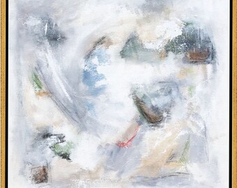 Amarone - Mixed Media Original Painting