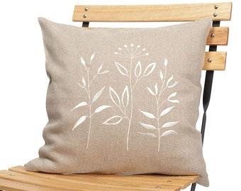 Linen Pillow Case, Linen Bedding, Linen Home Decoration, Linen Gift