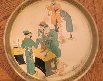 1930s Rupert Beer Tray Hans Flato Design