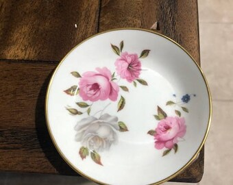 Royal Worcester Fine Bone China Decorative Plate