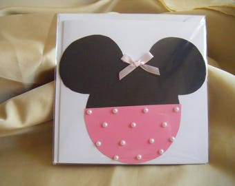Mr & Miss Mouse Cards
