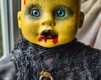 Lander (OOAK Horror Doll)