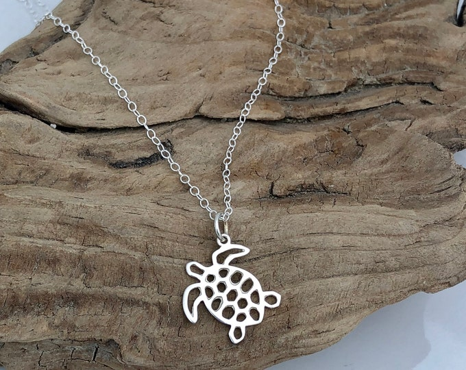 NEW! SEA TURTLE Necklace