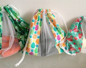 Bag for fruits and vegetables