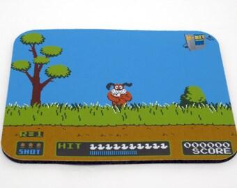 NES Mouse Pad - Duck Hunt