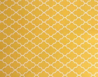 Antique Yellow pattern for Cricut and Silhouette (Quality 3m Vinyl)