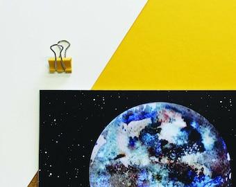 A5 * ERIS * gedruckt Notebook | Solar System Journal | Recycling Notizbuch aus Papier | Astronomie-Space-Universum wieder zur Schule | Comic-Notebook