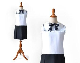 Sailor Dress Sailor costume Halloween costume for girls  XS Dress, Size 14 Girls Dress, Costume Womens Dress, Nautical