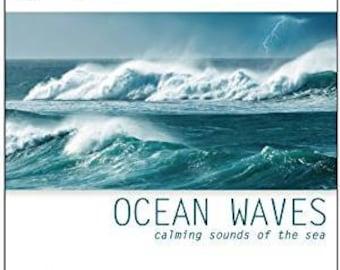 Ocean Waves (CD): Calming Sounds of the Sea Nature Sounds (Deep Sleep Ocean Sound of Waves)