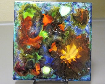 Alcohol Ink Art by LD Designs