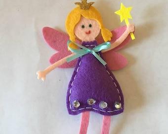 Fairy keyring