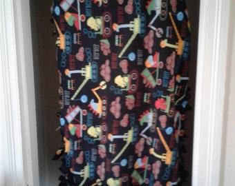 Kids dinosaur blanket