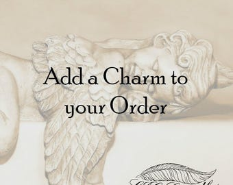 Add an Additional Charm to your Order - Add On Option