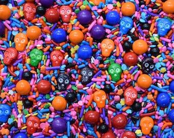 Edible Sprinkles - Remember Me Sprinkle Mix - Coco inspired sprinkles