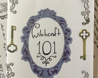 Witchcraft 101