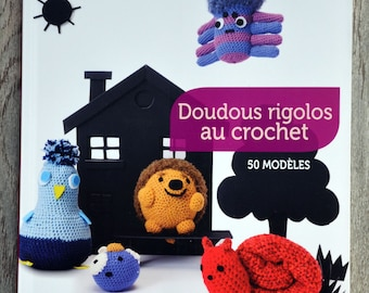 Book funny toys crochet - 50 patterns (Crochet)