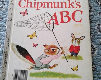 Richard Scarry's Chipmunks ABC Storybook
