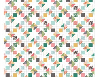 Lucy Loo Quilt Pattern