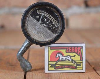 Pressure Gauge - Manometer - Air Gauge - Tire Pressure Gauge - Steampunk Gauge - Pocket Pressure Gauge - Pressure Gauges - Working Gauges