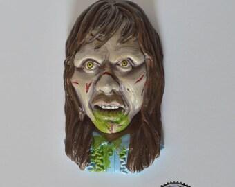 The Exorcist Regan Magnet