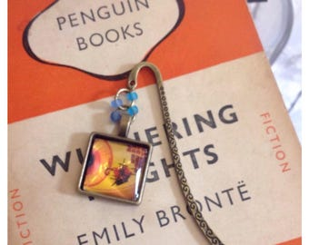 Kate Bush The Kick Inside album antique bronze bookmark birthday gift friend gifts for him 2018 gifts for her 2018