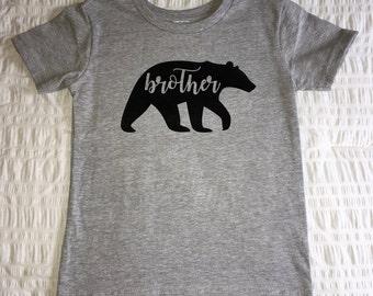 Brother Bear Shirt, Sister Bear Shirt, Brother Bear, Sister Bear