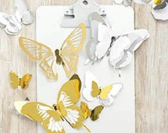 Die cut machine Minc - 32 pcs x 3D butterflies - Ref 13003020 - until the stock!