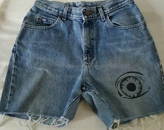 Jean Shorts Sz 8