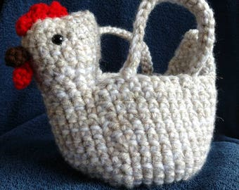 Chickens basket