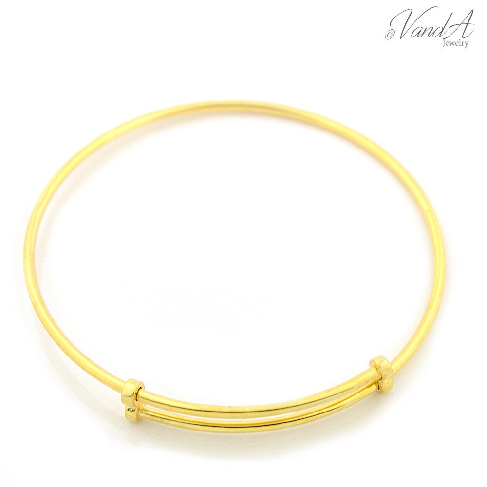gold bangle tanishq bangles titan id product kt yellow bracelet plain buy